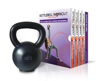 Kettlebell oefeningen DVD