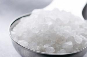 Afvallen en zout