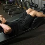 Sit up - Positie 2